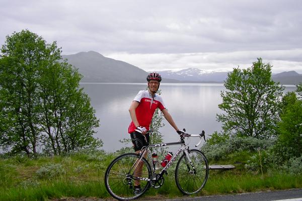 Anders ved Lemonsjøen
