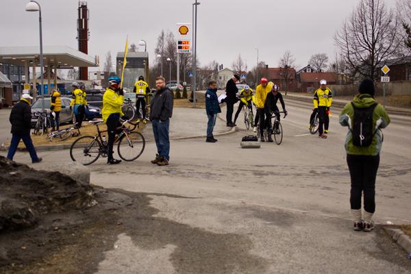 Tour de Ottestad - start